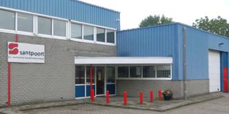 Santpoort Technische Handelmaatshappij kantoor Haarlem