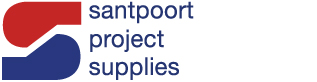 Santpoort project supplies logo